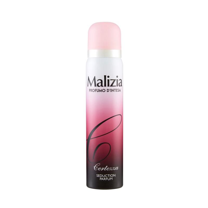 Deodorante Spray Certezza 100 ml. Malizia Profumo d'Intesa
